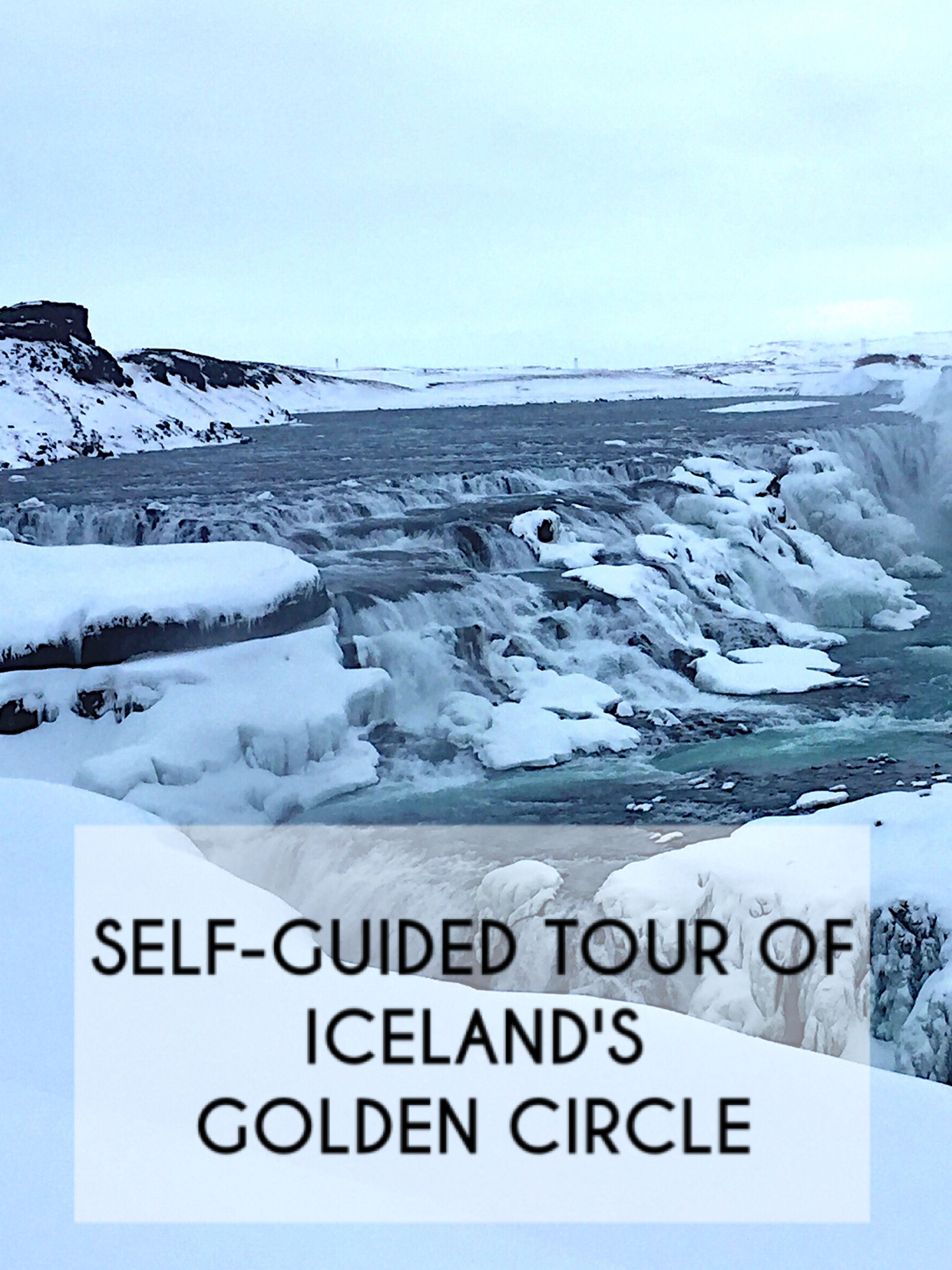 Self-Guided Tour of Iceland's Golden Circle | www.paisleyandfig.com