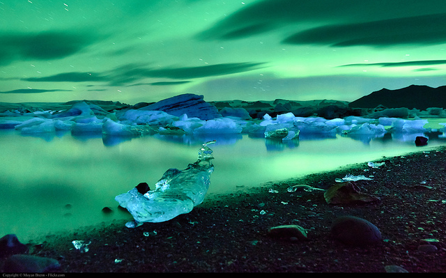 Wednesday Wanderlust | The Best Places to See the Northern Lights - Budir, Iceland | www.paisleyandfig.com