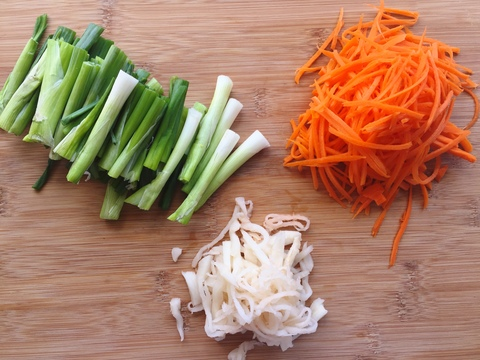 vegan kimchi add-ins